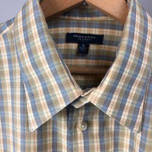 Burberry Oxford Cloth Shirt